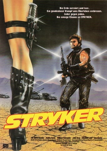 Poster of Stryker