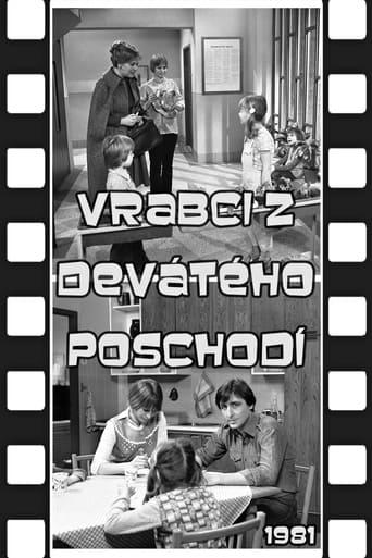 Poster of Vrabci z devátého poschodí