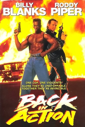 Poster of Back in Action