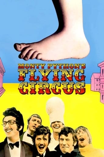 Poster of Monty Python's Flying Circus