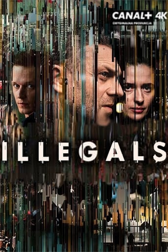 Poster of Illegals