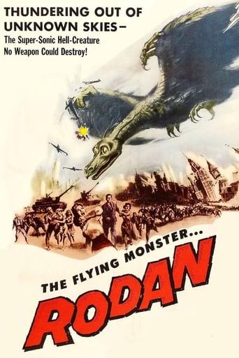 Poster of Rodan