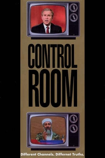 Poster of Control Room