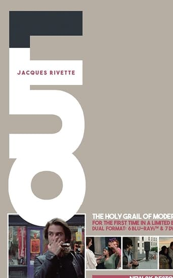 Poster of The Mysteries of Paris: Jacques Rivette's Out 1 Revisited