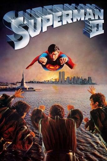 Poster of Superman II