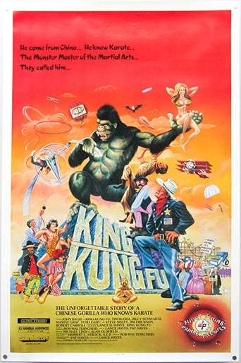 Poster of King Kung Fu