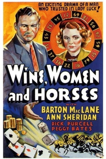 Poster of Wine, Women and Horses