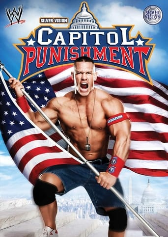 Poster of WWE Capitol Punishment 2011