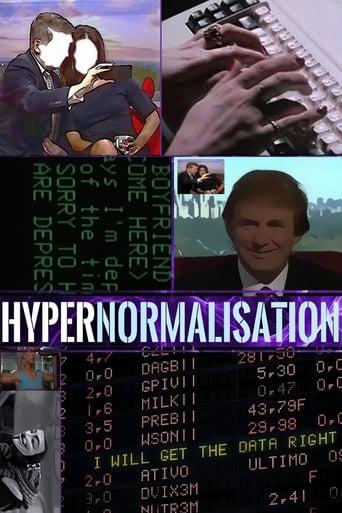 Poster of HyperNormalisation