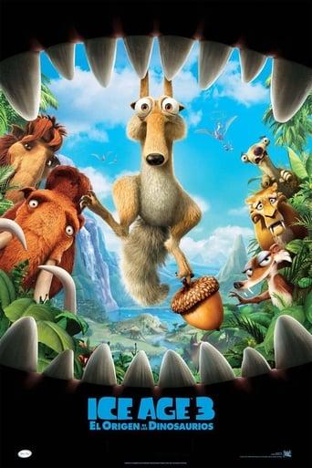 Poster of Ice Age 3: El origen de los dinosaurios