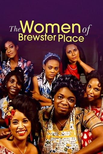 Poster of The Women of Brewster Place