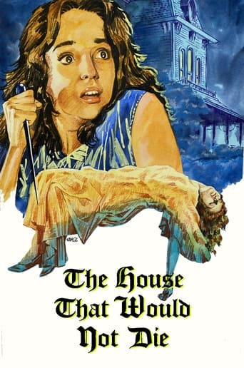 Poster of The House That Would Not Die