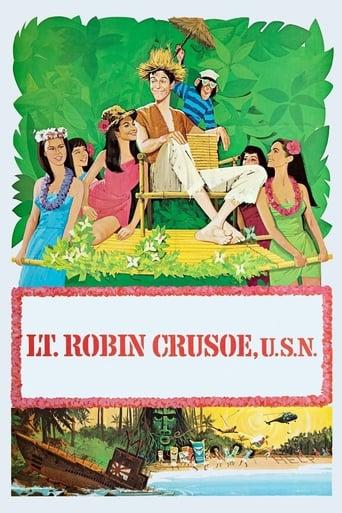Poster of Lt. Robin Crusoe U.S.N.
