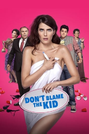 Poster of Don't Blame the Kid