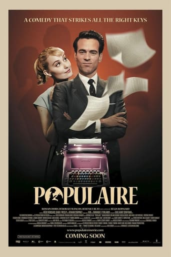 Poster of Populaire