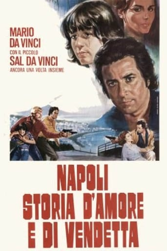 Poster of Naples: A Story of Love and Vengeance