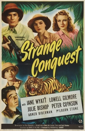 Poster of Strange Conquest
