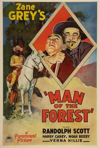 Poster of Man of the Forest