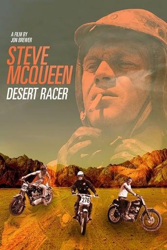 Poster of Steve McQueen: Desert Racer