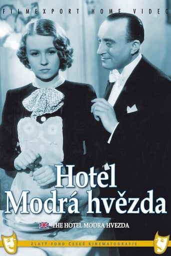 Poster of The Blue Star Hotel