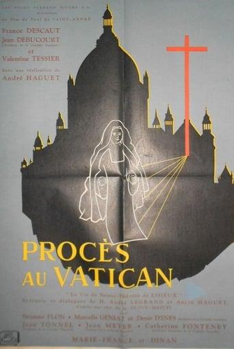 Poster of Procès au Vatican