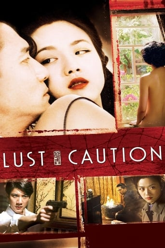 Poster of Lust, Caution