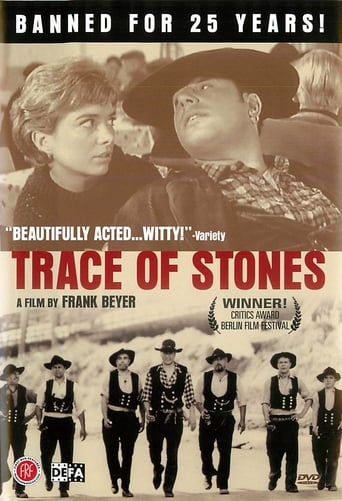Poster of Trace of Stones