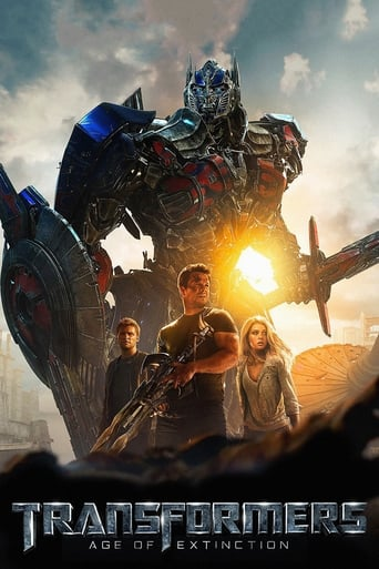Poster of Transformers: Age of Extinction