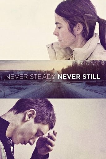 Poster of Never Steady, Never Still