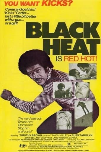 Poster of Black Heat