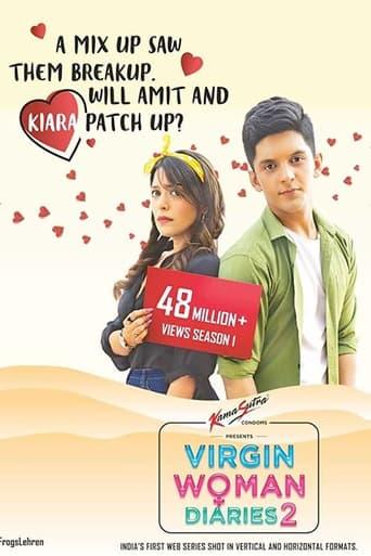 Poster of Virgin Woman Diaries
