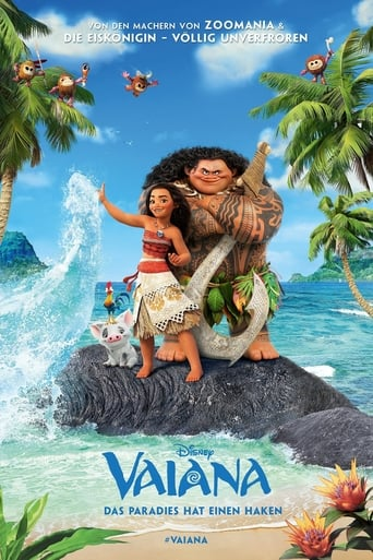 Filmplakat von Vaiana