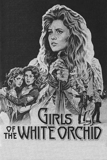 Poster of Girls of the White Orchid