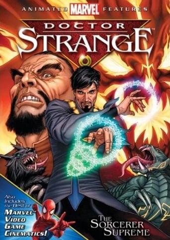 Poster of Docteur Strange Le Sorcier Supreme