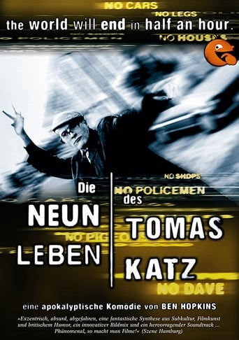 Poster of The Nine Lives of Tomas Katz