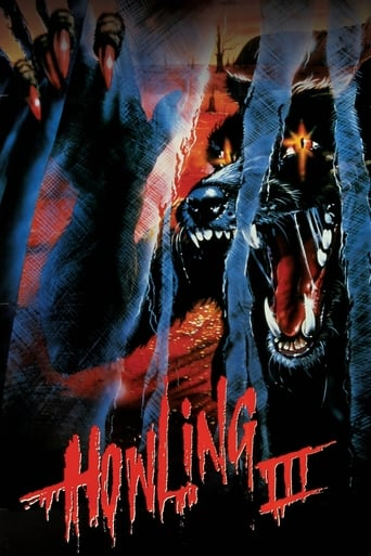Poster of The Marsupials: The Howling III