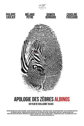 Poster of Apologie des Zèbres albinos