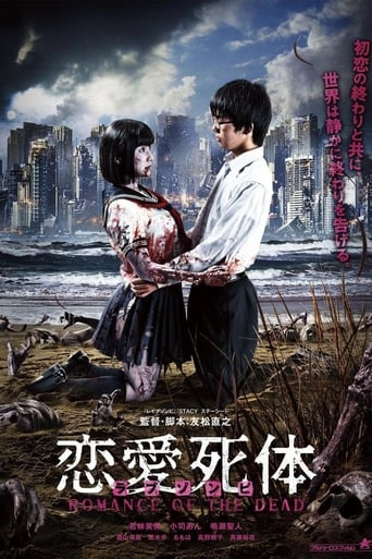 Poster of Love Zombie: Romance of the Dead