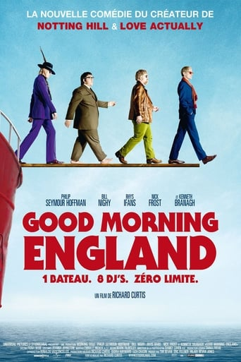 Poster of Good morning England