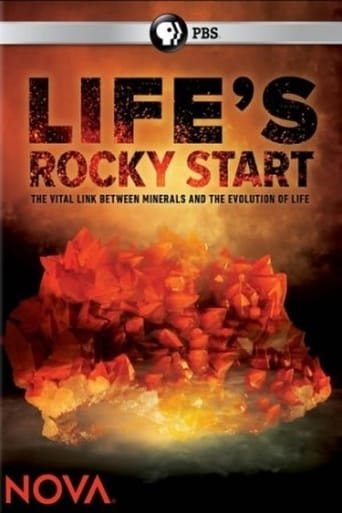 Poster of Life's Rocky Start