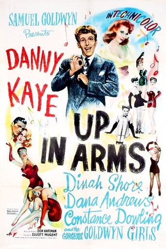 Poster of Up in Arms