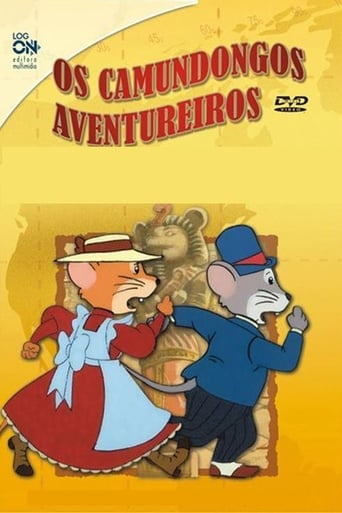 Poster of The Country Mouse and the City Mouse Adventures