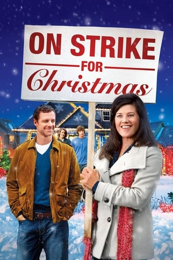 Poster of On Strike for Christmas
