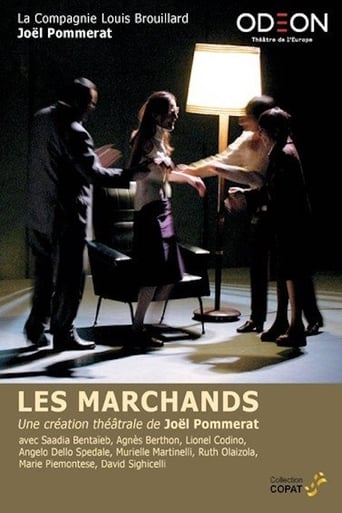 Poster of Les Marchands