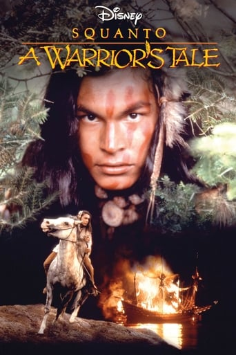 Poster of Squanto: A Warrior's Tale