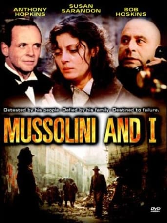 Poster of Mussolini: The Decline and Fall of Il Duce