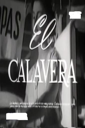 Poster of El calavera