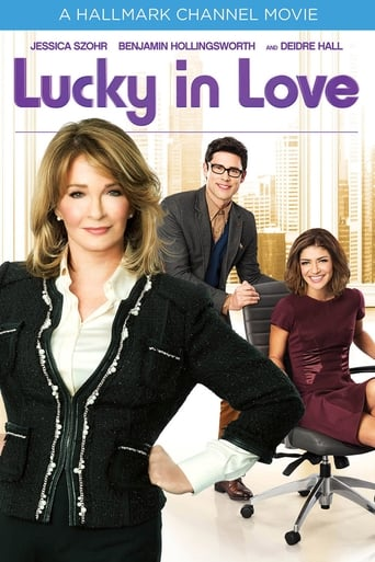 Poster of Lucky in Love