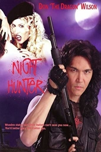 Poster of Night Hunter