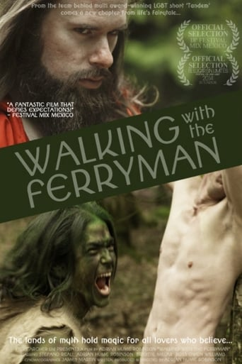 Poster of Walking with the Ferryman